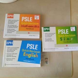 PSLE Quick Revision Handbooks
