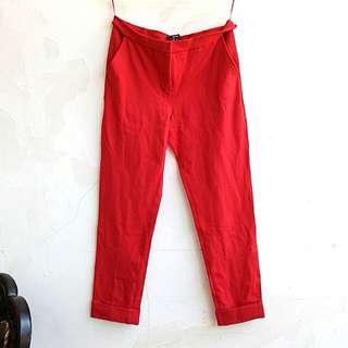 Celana panjang wanita MANGO
