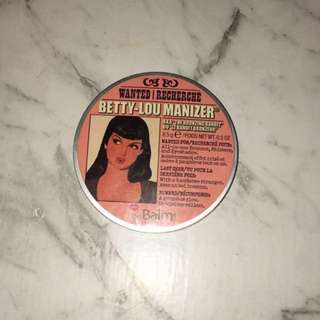 Betty Lou Manizer by The Balm