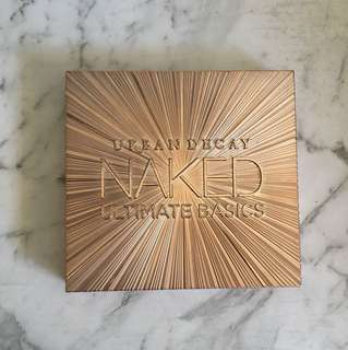 Urban Decay Ultimate Naked Basics Pallete
