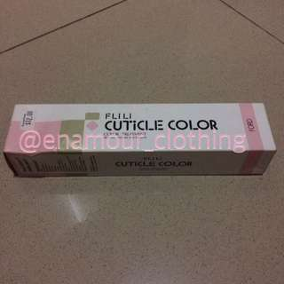 Pewarna Rambut Cuticle Color
