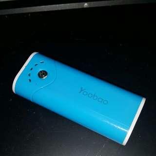 Used Yoobao Powerbank 5200mAh #gadget50