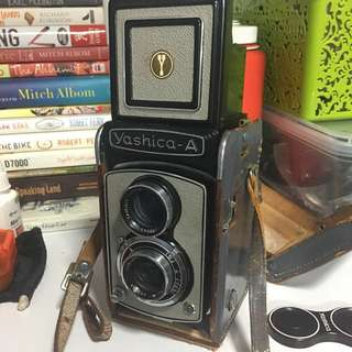 Yashica-A TLR