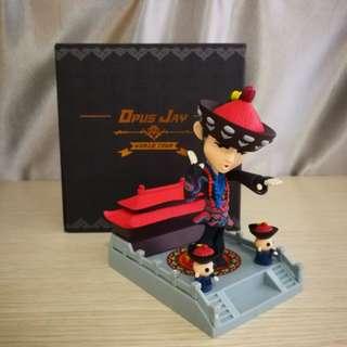 Jay Chou 周杰伦 - Opus World Tour Collectible Figurine #1212YES