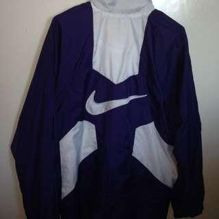 Rare Nike Windbreaker Jacket