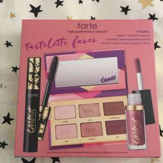 AUTHENTIC TARTELETTE FAVES
