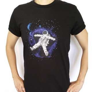 Floating Astronaut T-Shirt