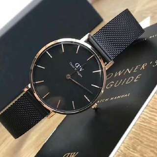 Daniel Wellington (Black)