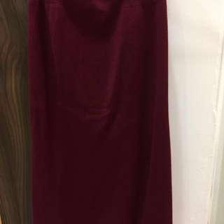 高磅數針織裙