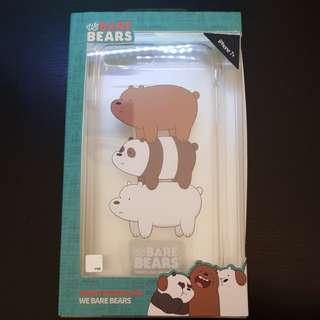 [Free Shipping] iPhone7+ We Bare Bears smartphone case