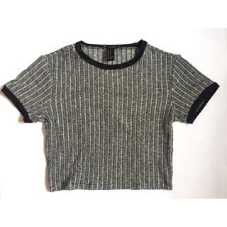 Cropped Top (FOREVER 21)