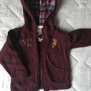 Polo Baby Sweater