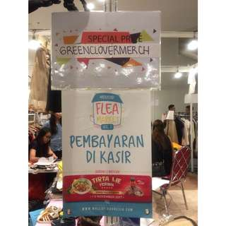 Weekend Flea Market Mall of Indonesia