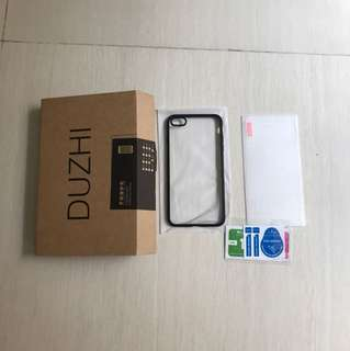 iPhone 7/8 plus casing with screen protector