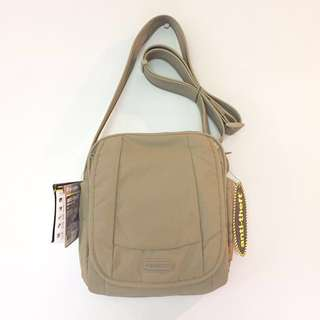 Original & brand new PacSafe RFID MetroSafe 200 GII Anti-Theft Shoulder Bag