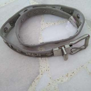 Metal belt 28 inches