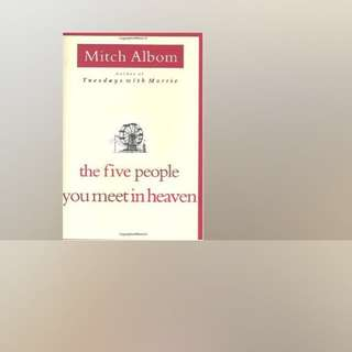 Free ebook Mitch Albom's The Five People You Meet in Heaven