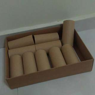 Toilet Roll For Crafts