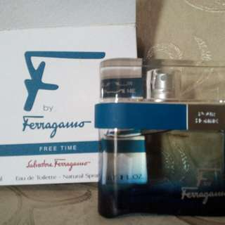 Free Time by Salvatore Ferragamo