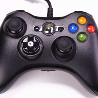 New Wired XBox 360 Game Controller for Window PC Computer Game