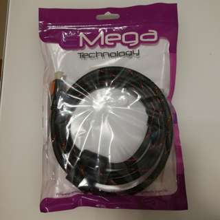 E Mega Technology HDMI 線. HDMI M to HDMI M cable (1.5m)