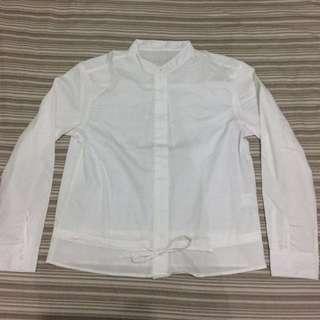 GU White Skirt