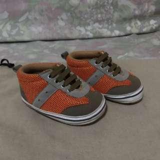 Little Me Baby Sneakers