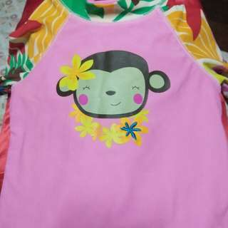 Carters rashguard for baby