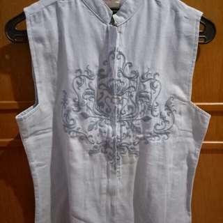 zipper shirt gaudi
