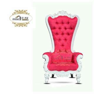 French style  King Chair Pre Order