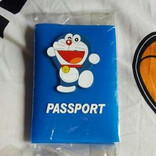 Doremon Passport Holder (Brand New)
