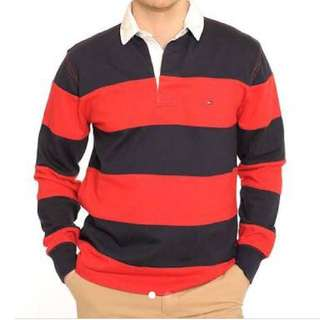 WTB: TOMMY RUGBY JUMPER