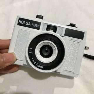 Holga 135BC - White