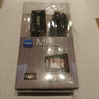 全新 Micro USB to HDMI adapter 轉接器