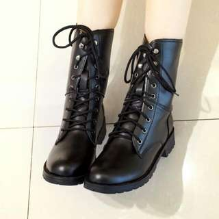 Cosplay Martin boots