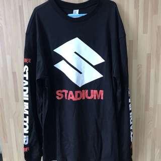 Stadium Bieber LS x HnM