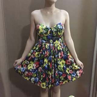 Chicabooti tube dress