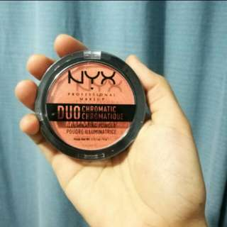 FREE SHIPPING! NYX ILLUMINATING POWDER (HIGHLIGHTER)