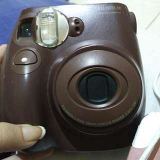 Fujifilm Polaroid Instax Mini 7s Chocolate