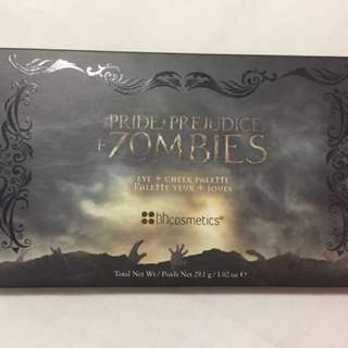 Pride & Prejudice & Zombies Eye Shadow Palette
