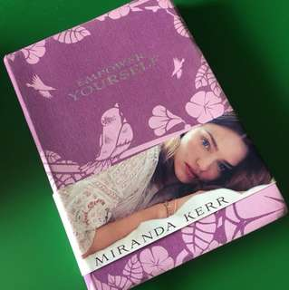 Miranda Kerr Empower Yourself Book