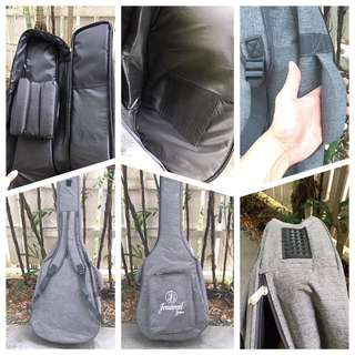 Usual Price $55 Now $19.90! Jerubbaal Thick Padded Guitar Bag (Debut Sale)