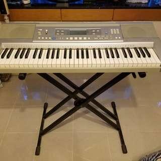 CASIO CTK-810電子琴連腳架