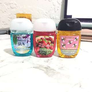 Bath and body works Pocketbacs