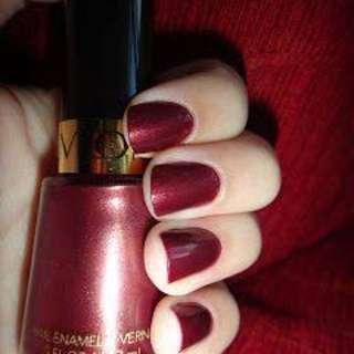 Revlon Nail enamel shade 480 Autumn Berry