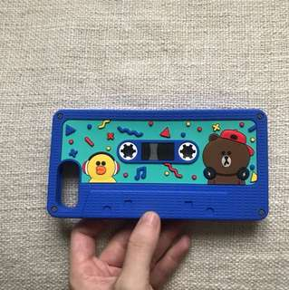 Line friends iPhone 7 Plus cover