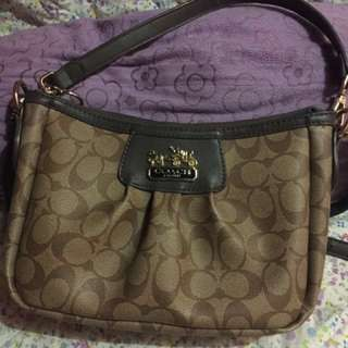 Preloved Coach (Excellent condition)