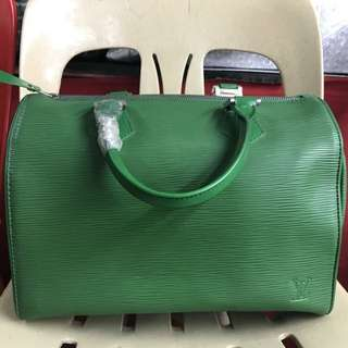 Louis Vuitton in Epi Leather