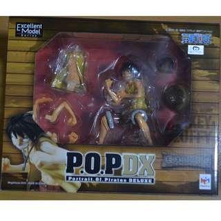 Sale 10% off - P.O.P Monkey D. Luffy - Neo DX