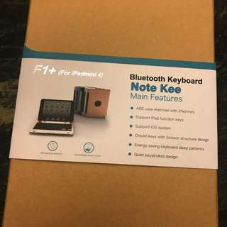 New iPad mini 4 Bluetooth Keyboard